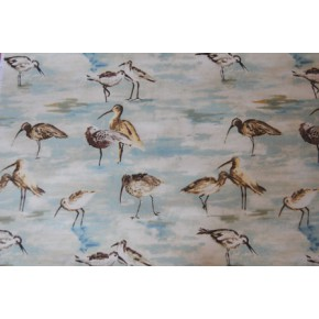 Westward Ho Sandpiper Duckegg Curtain Fabric