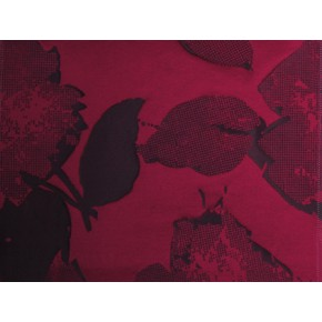 Stardom Santa Monica Magenta Cushion Covers