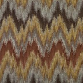 Prestigious Textiles Iona Santorini Umber Curtain Fabric
