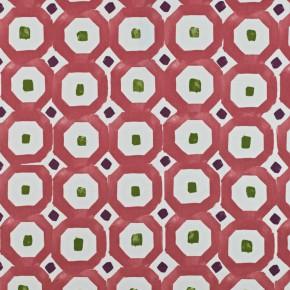 Prestigious Textiles Java Sayan Berry Curtain Fabric