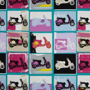 Diva Scooter Bella Cushion Covers