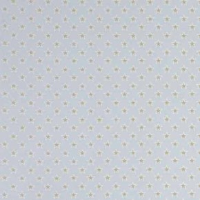 Clarke and Clarke Garden Party Shooting Stars Sky Curtain Fabric
