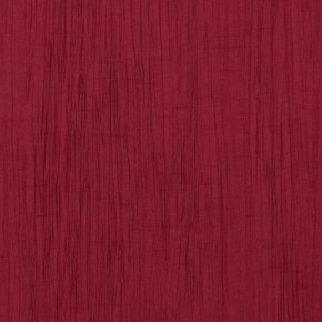 Clarke and Clarke Silky Crimson Made to Measure Curtains