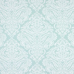 Kasra Simin Aqua Curtain Fabric