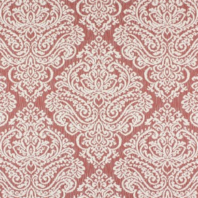Kasra Simin Garnet Curtain Fabric