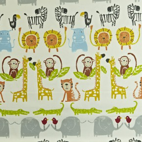 Prestigious Textiles Playtime Snappy Paintbox Curtain Fabric