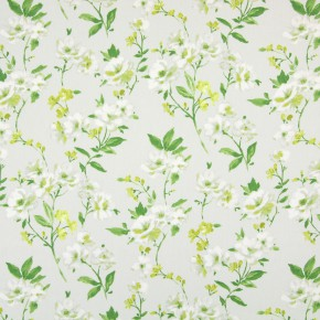 Italian Gardens Sophia Chartreuse Made to Measure Curtains