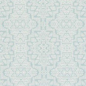 Clarke and Clarke South Beach Spirit Seafoam Roman Blind