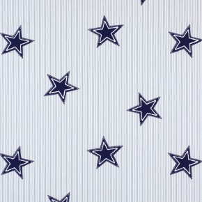 Prestigious Textiles Be Happy Starboard Denim Roman Blind