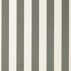 Clarke and Clarke Chateau St James Stripe Smoke Curtain Fabric