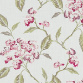 Avebury Summerby Raspberry Curtain Fabric