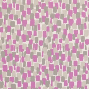 Clarke and Clarke La Vie Sundowner Candy Curtain Fabric