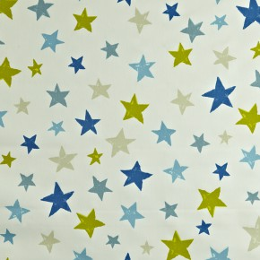 Prestigious Textiles Playtime Superstar Denim Curtain Fabric