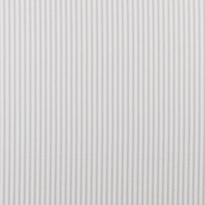 Clarke and Clarke Ticking Stripes Sutton Duckegg Roman Blind