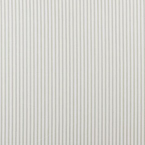 Clarke and Clarke Ticking Stripes Sutton Sage Roman Blind
