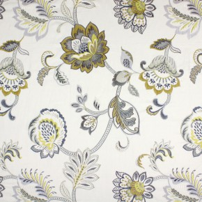 Opera Symphony Saffron Made to Measure Curtains