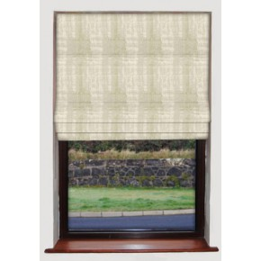 Tallulah Burnished Roman Blind