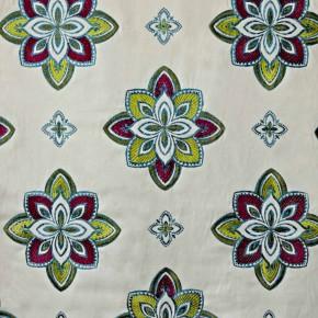 Prestigious Textiles Samba Tango Orchid Curtain Fabric