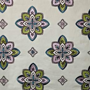 Prestigious Textiles Samba Tango Topaz Curtain Fabric