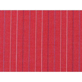 Springfield Trail Red Made to Measure Curtains