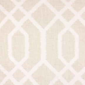 Prestigious Textiles Canvas Trellis Natural Made to Measure Curtains
