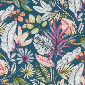 Studio G Palmero Tropicana Multi Curtain Fabric