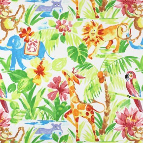 Prestigious Textiles Be Happy Tropicana Paradise Curtain Fabric