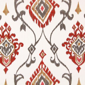 Sumatra Tuvalu Tabasco Curtain Fabric
