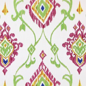 Sumatra Tuvalu Tropical Curtain Fabric