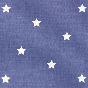 Prestigious Textiles Splash Twinkle Denim Curtain Fabric