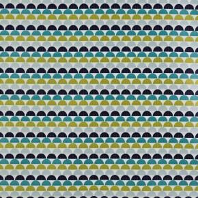 Prestigious Textiles Annika Ulrika Marine Curtain Fabric