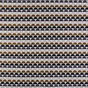 Prestigious Textiles Annika Ulrika Ochre Curtain Fabric