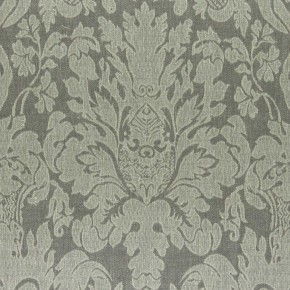 Clarke and Clarke  Colony Valentina Ash Curtain Fabric