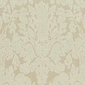Clarke and Clarke  Colony Valentina Natural Curtain Fabric