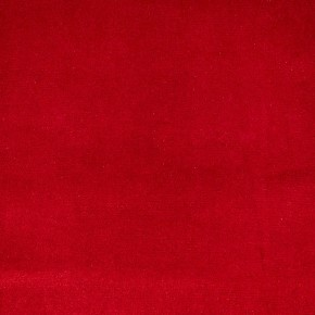 Velour Velour Claret Curtain Fabric