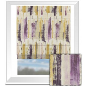 Prestigious Textiles Iona Adria Orchid Roman Blind
