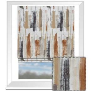 Prestigious Textiles Iona Adria Umber Roman Blind