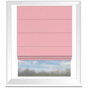 Studio G Alora Pink Roman Blind