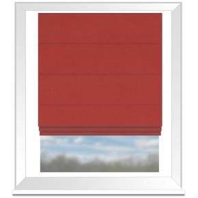 Studio G Alora Red Roman Blind