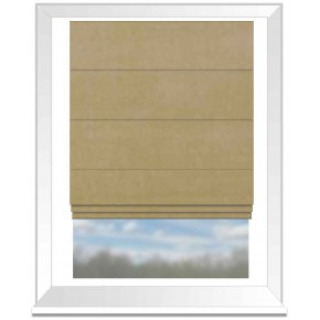 Clarke and Clarke Alvar Antique Roman Blind