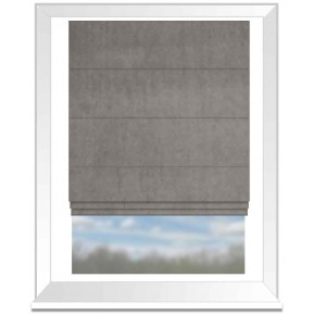 Clarke and Clarke Alvar Ash Roman Blind