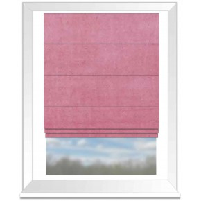 Clarke and Clarke Alvar Candy Roman Blind