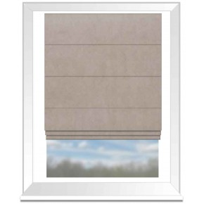 Clarke and Clarke Gustavo Alvar Cobble Roman Blind