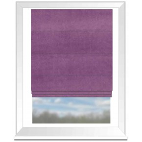 Clarke and Clarke Gustavo Alvar Heather Roman Blind