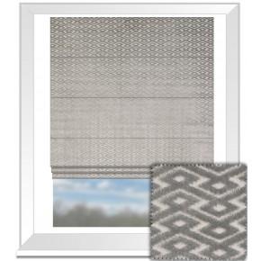 Prestigious Textiles Metro Ariel Silver Roman Blind