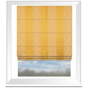 Prestigious Textiles Focus Astro Citron Roman Blind