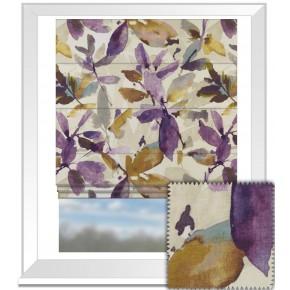 Prestigious Textiles Iona Azzuro Orchid Roman Blind