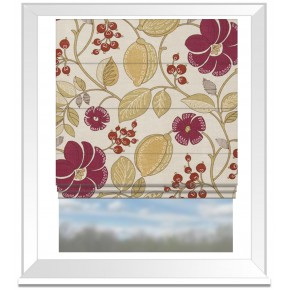 Clarke and Clarke Blighty Banbury Multi Roman Blind