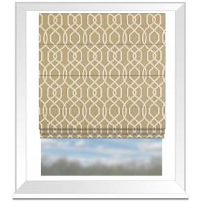 Prestigious Textiles Provence Bergerac Parchment Roman Blind