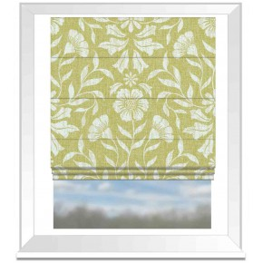 Avebury Berkeley Citron Roman Blind